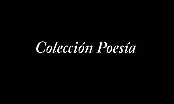 Colección Poesía